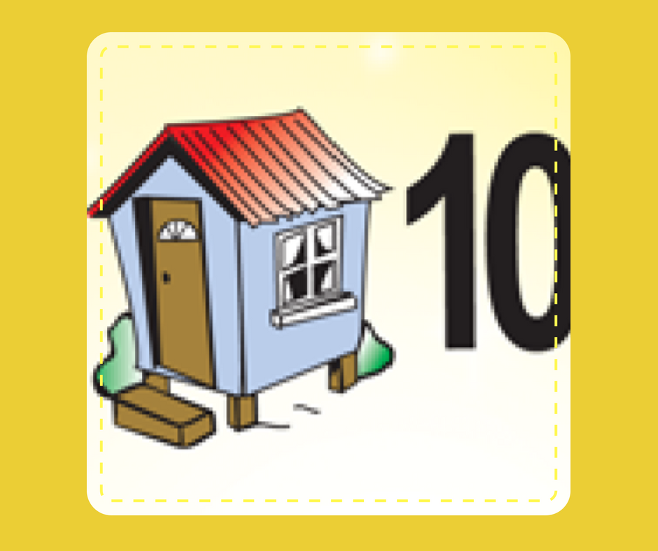 10 - Small House