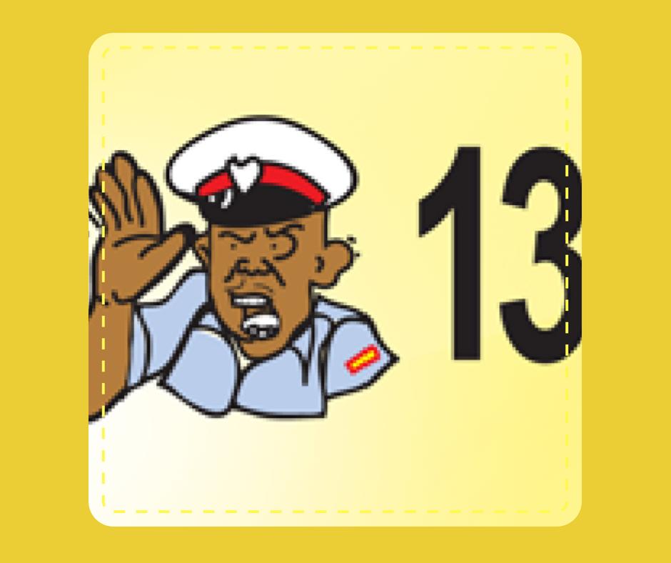 13 - Police