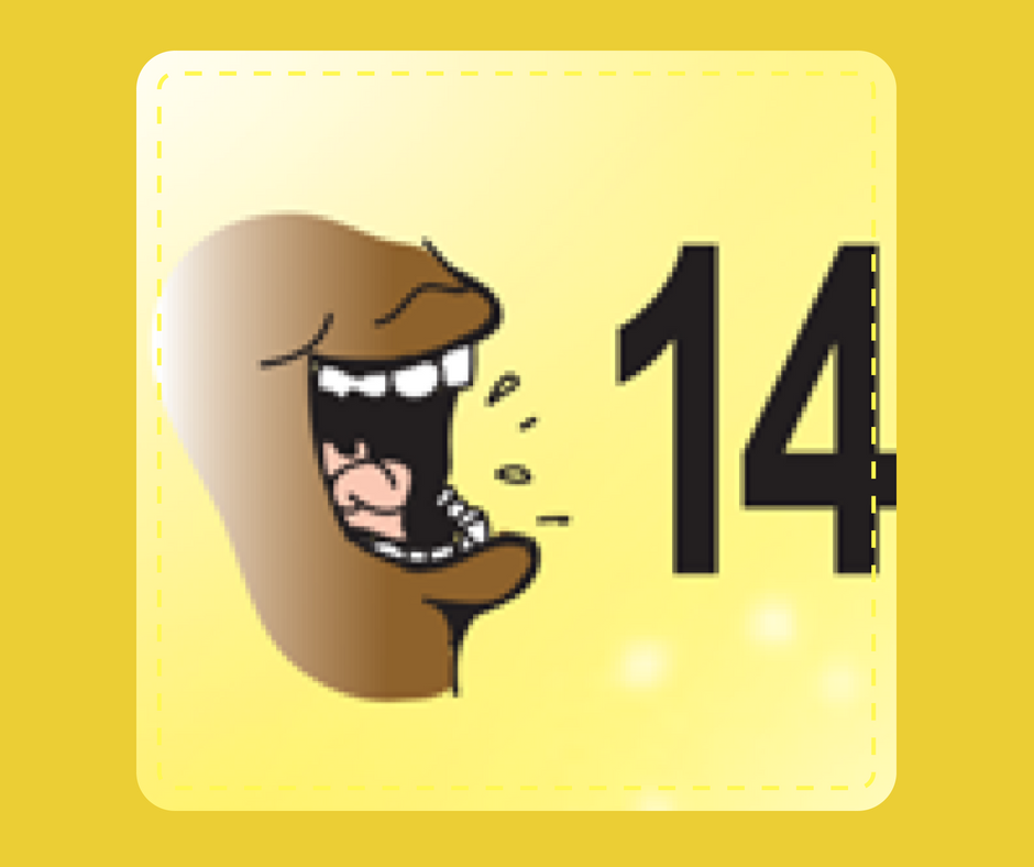 14 - Mouth