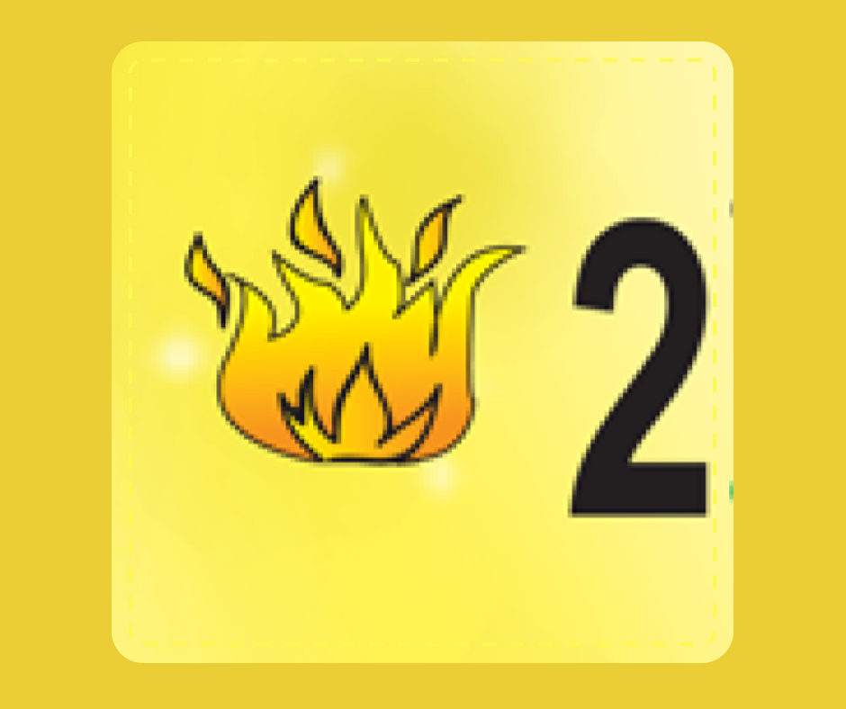 2 - Small Fire!