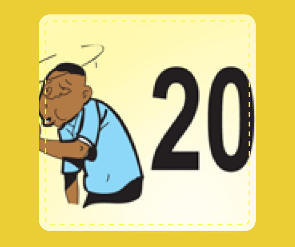 20 - Sick Person