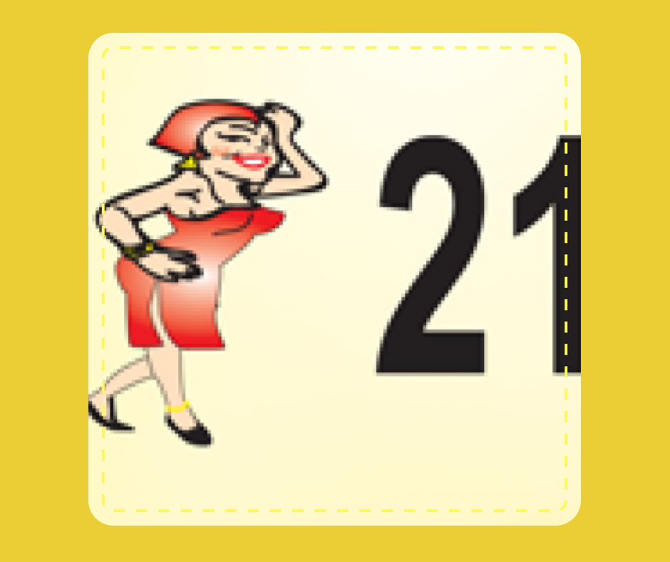 21 - Bad Girl