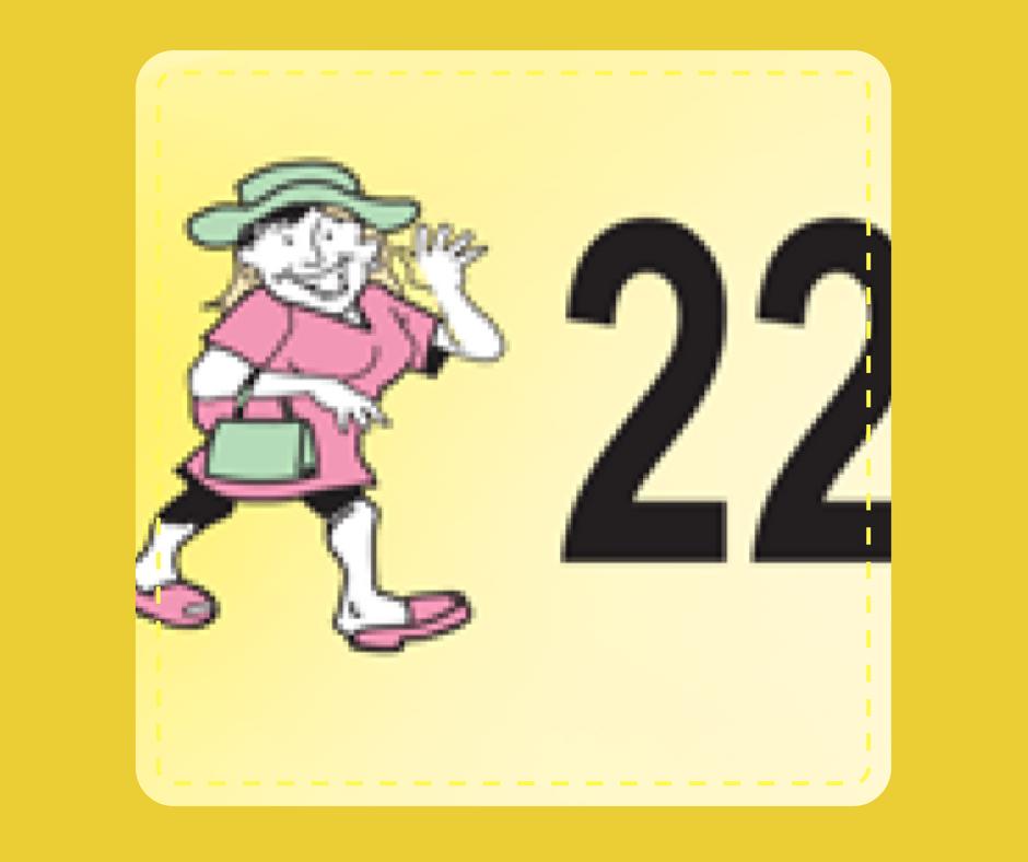 22 - White Woman