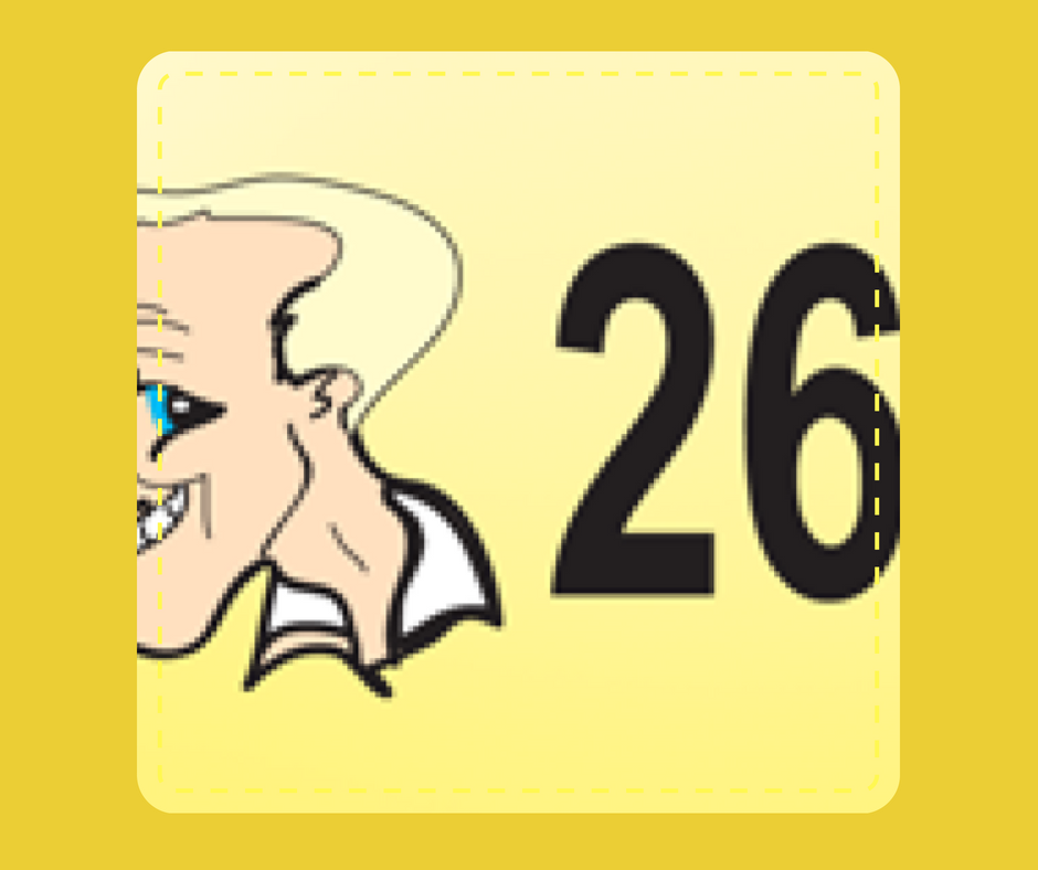 26 - White Man