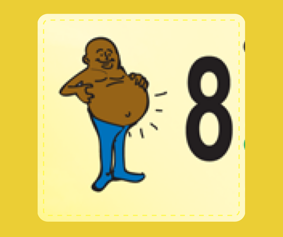 8 - Belly